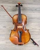 Old Violin — Стоковое фото