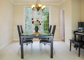 Daylight Formal Dining Room — Stock Photo