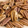 Freshly Roasted Pecan Nuts  — Stock Photo