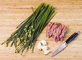 Preparing for Dinner — Stock Photo