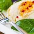 Stock Photo: Stuffed sole fish ready for eating