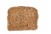 Single of Sweet Dark Whole Grain Bread — Foto de Stock