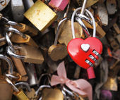 Locks of Love — Stock Photo