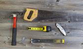 Herramientas básicas para reparaciones — Foto de Stock