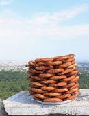 Turkey sweets — Stock Photo
