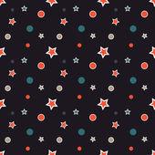 Christmas Stars — Stock Vector