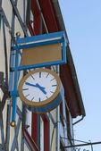 青い時計 — ストック写真