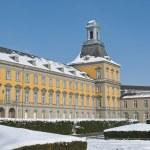 University of Bonn in Winter — Stock Photo