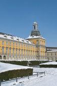 Univerzity v bonnu v zimě — Stock fotografie