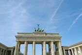 Berlin brandenburg gate — Foto de Stock