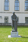 Statue of Max Planck in Berlin — Stock Photo