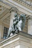 Details of Konzerthaus Berlin — Stock Photo