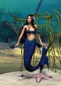 Mermaid — Stockfoto