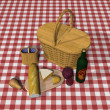 Picnic Basket — Stock Photo #31635169