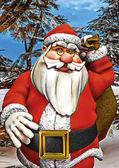 Santa Gifts — Stock Photo