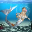 Mermaid — Stock Photo #37950045