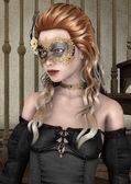 Masquerade Mask — Stockfoto