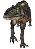 Dinosaur Aucasaurus — Stock Photo