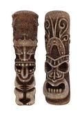 Tiki Statues — Stock Photo
