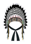 Native American War Bonnet — Stock Photo