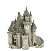 Fairy Tale Castle — Stock Photo