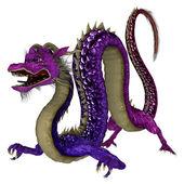 Dragão oriental — Fotografia Stock