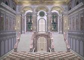 Fairytale Palace — Stock Photo