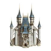 Fairytale Castle — Stock Photo