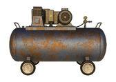 Compresor de aire industrial — Foto de Stock