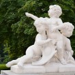 Vienna angels statue — Stock Photo