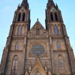 Gothic Cathedral, Prague, Czech republic — Foto de Stock