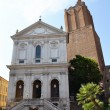 Old Church in Rome — Stock Photo