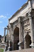 арка в риме, италия — Стоковое фото