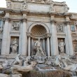 The Trevi Fountain, Rome — Stock Photo
