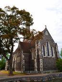 Iglesia de st. alban, copenhague — Foto de Stock