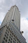Facade of the Crysler Building in New York, USA. — Photo