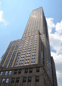 Empire State Building in Manhattan — Foto Stock