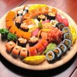 Sushi roll — Stock Photo #16904937