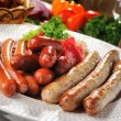 Sausages — Stock Photo #17058723
