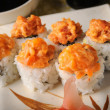 Sushi roll — Stock Photo #17059285