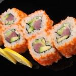 Sushi roll — Stock Photo #17061993