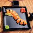 Sushi roll — Stock Photo #17062539