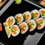 Sushi roll — Stock Photo #17063077