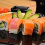 Sushi roll — Stock Photo #17063133