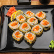 Sushi roll — Stock Photo #17064281