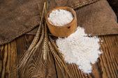 Farine de blé dur — Photo