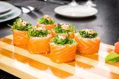 Japanische Küche — Stockfoto