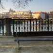 Panorama of Prague Czech Republic — Stock Photo #12187164