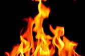 Feu flamme — Photo