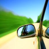 Snelheid drive — Stockfoto